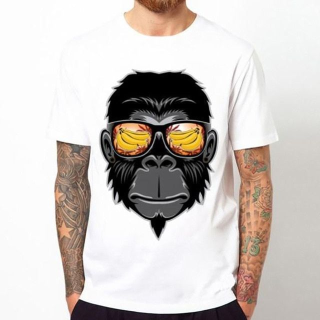 camiseta verano mono