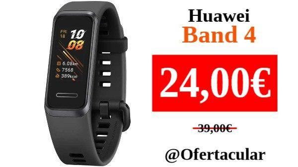smartband huawei band 4