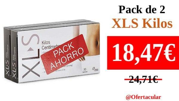 Pack DUPLO XLS Kilos captagrasas