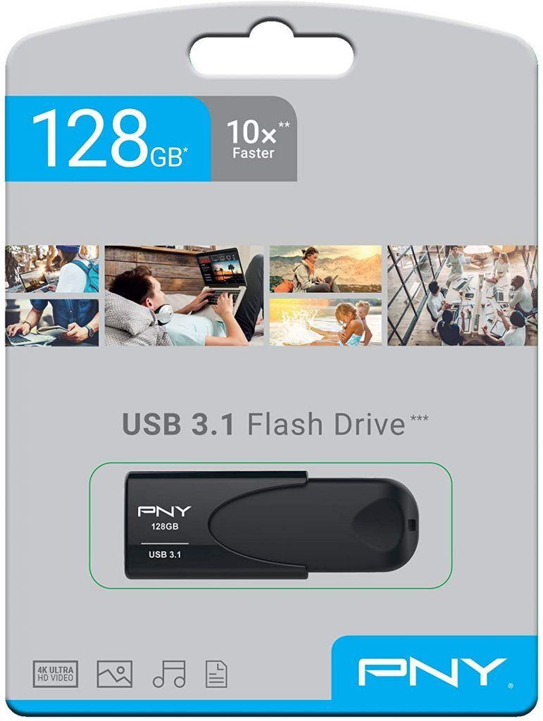 comparativa pendrives 128 gb
