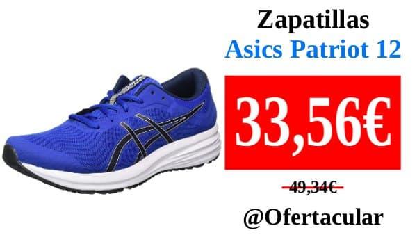 Zapatillas running Asics Patriot 12