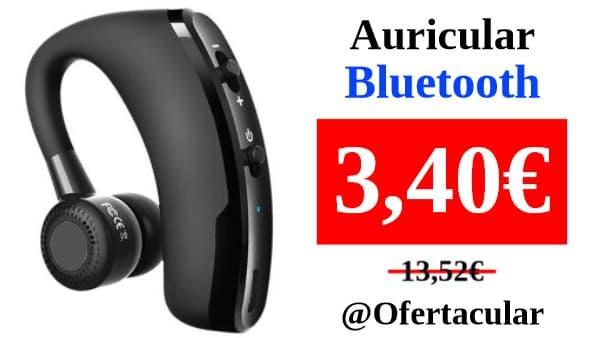 Auriculares Bluetooth V9