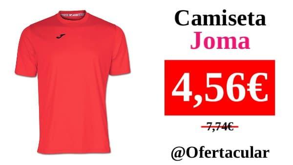 Camiseta deportiva Joma