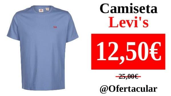 Camiseta Levi's SS Original Hm tee para Hombre