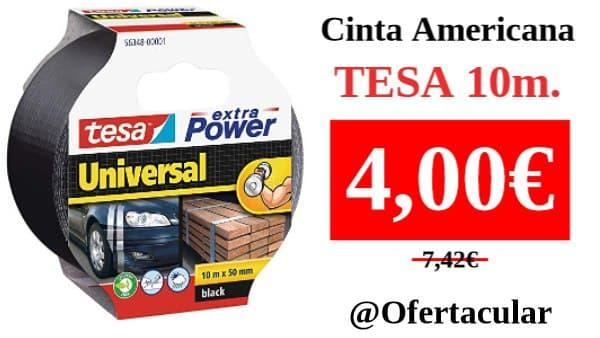 Cinta americana Extra Power UNIVERSAL Tesa