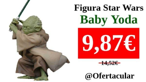 Figura Star Wars Baby Yoda