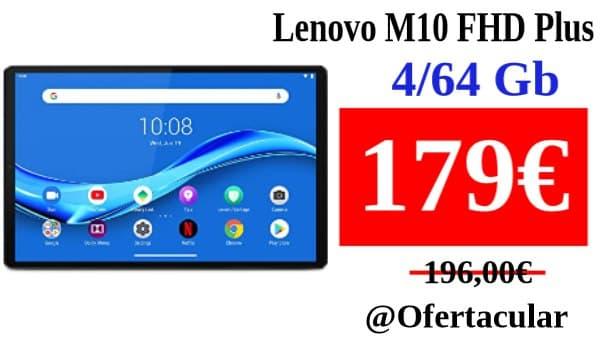 Lenovo M10 FHD Plus 4/64 Gb