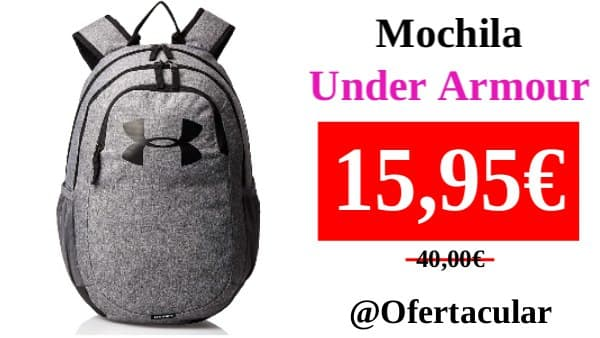 Mochila Under Armour Ua Scrimmage 2.0 Backpack