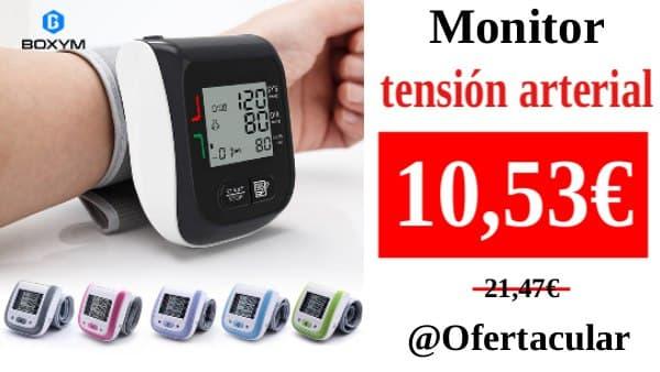 Monitor de presión arterial Digital para muñeca