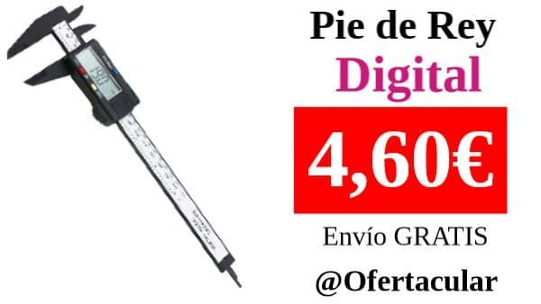 Pie de Rey Digital