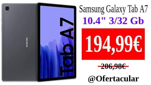 """Samsung Galaxy Tab A7 10.4"""" 3/32 Gb"""