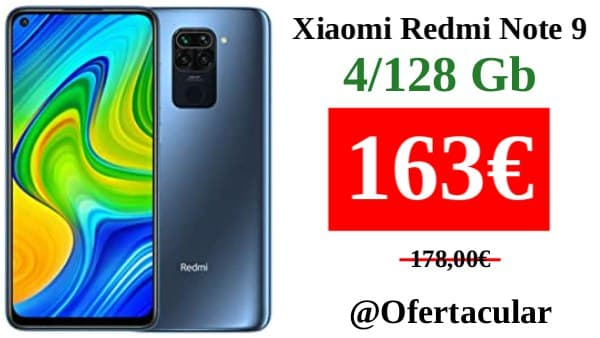 Xiaomi Redmi Note 9 4/128 Gb