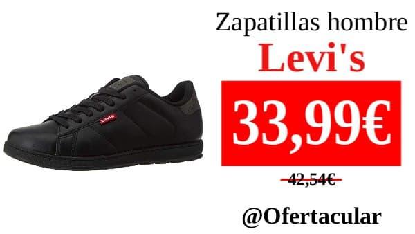 Zapatillas Levi's Declan Millstone 2 Tone