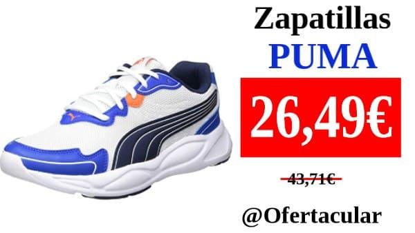 Zapatillas Unisex Adulto PUMA 90s Runner Nu Wave