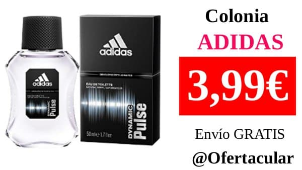Adidas Dynamic Pulse 100Ml Eau De Toilette