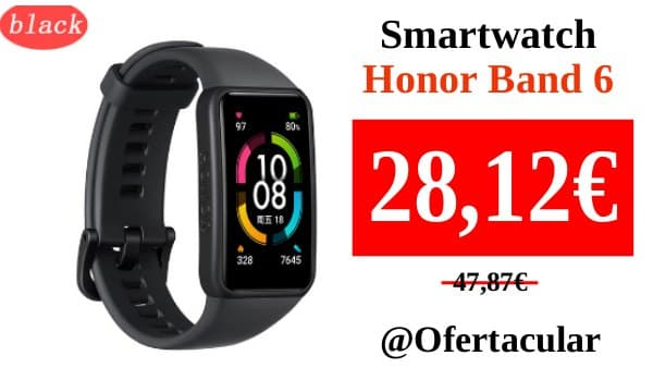 Honor Band 6 - SmartWatch