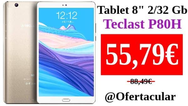 Tableta Teclast P80H 2/32 Gb