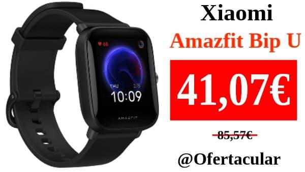 Xiaomi Amazfit Bip U - smartwatch