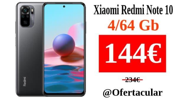 Xiaomi Redmi Note 10 - Smartphone